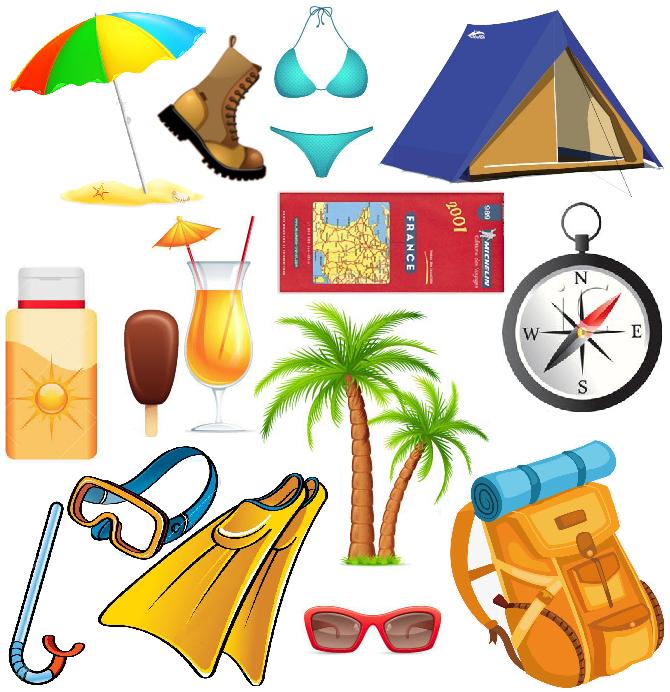 Event Quels objets pour les vacances ?