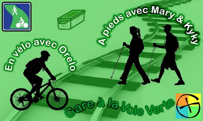 La Voie Verte by Orelo et Mary.Kyky